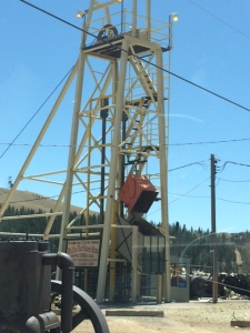 Gold Mine Tour